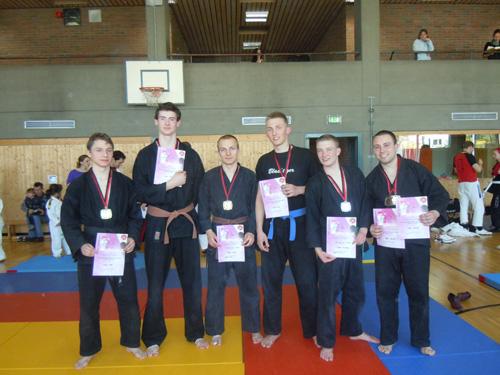 Süddeutsche Meisterschaft 2011
