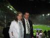 Die Familie Kirtschig im Signal Iduna Park von Dortmund